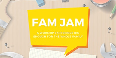 Fam Jam - Worship Experience Big Enough For The Whole Family