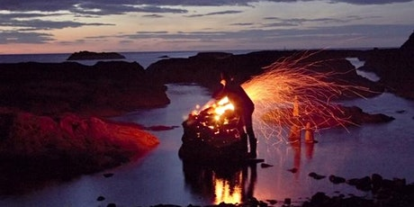 All the Elements: Fire Cairn Instillation and the art of letting go tickets