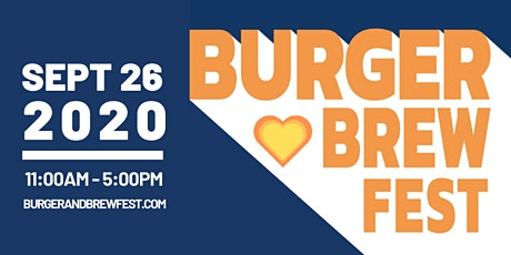 2020 Fremont Burger & Brew Fest tickets