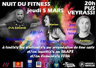 Nuit du Fitness FFSU Montpellier / SUAPS U Montpellier billets