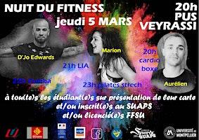 Nuit du Fitness FFSU Montpellier / SUAPS U Montpellier