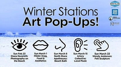 Winter Stations Pop-Up: TASTE - Drag, Food & Aesthetics tickets