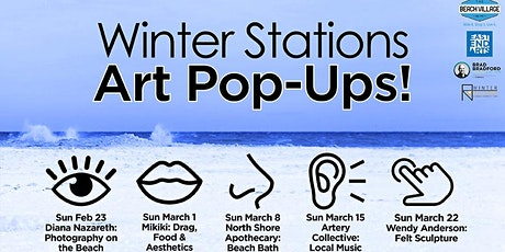Winter Stations Pop-Up: SMELL - Apothecary Forest Bath tickets