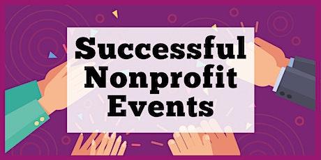 Successful Nonprofit Events Workshop tickets