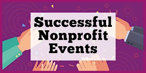 Successful Nonprofit Events Workshop