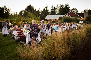 Dinner in the Field at Terra Vina Wines w/ Douglas Farm