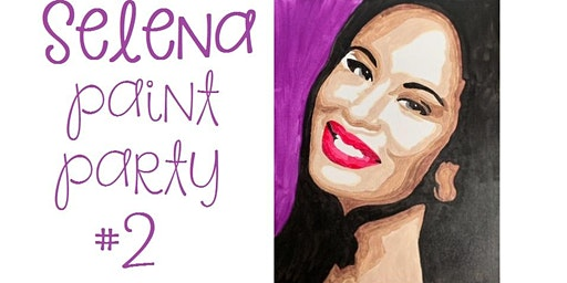 Selena Paint Party Houston