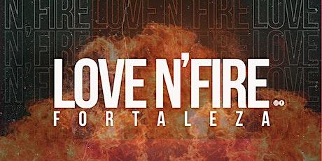 CONFERÊNCIA LOVE N FIRE FORTALEZA ingressos