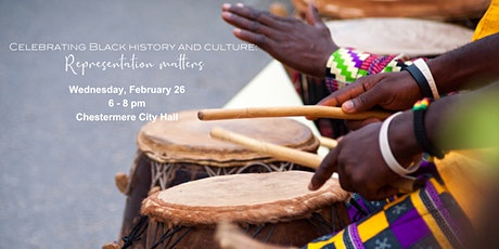 Celebrating Black History and Culture in Chestermere tickets