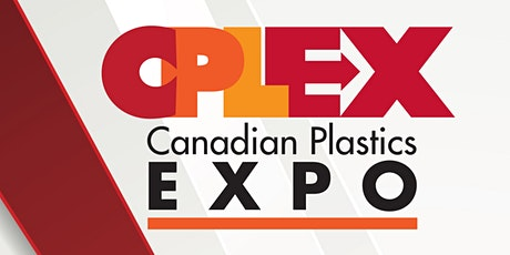 CPLEX Canadian Plastics Expo Hamilton 2020  tickets