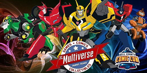 Terminator vs Transformers Exclusive Artist Signing at the Multiverse