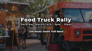 Food Truck Rally & South Trail Band