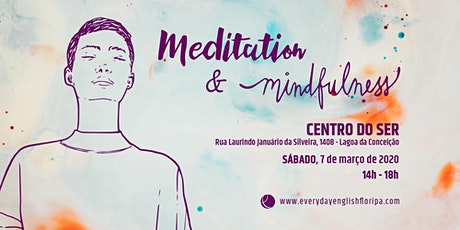 Meditation and Mindfulness ingressos