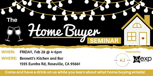 Sip and Learn about Home Shopping