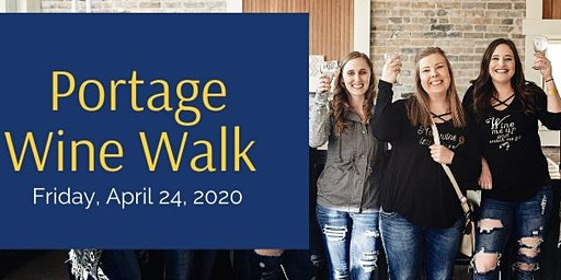 Portage Wine Walk