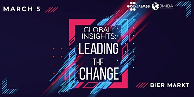 Global Insights: Leading the Change