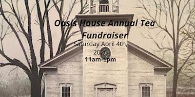Annual Tea Fundraiser 2020