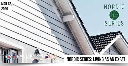 Nordic Series @ GATEWAY: Living as an Expat tickets