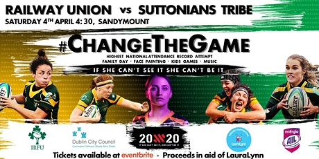 #ChangeTheGame tickets