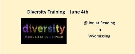 Diversity Training June 2020 tickets