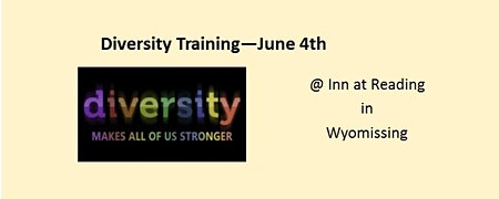 Diversity Training June 2020