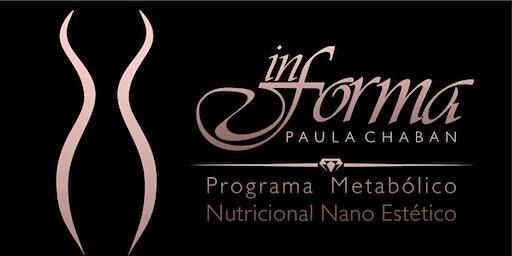 In FORMA - Programa Metabólico Nutricional Nano Estético