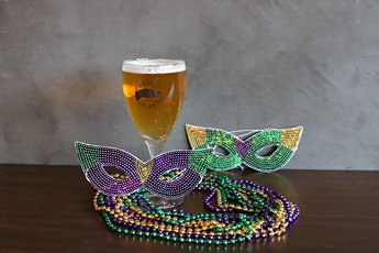 Mardi Gras Beer Pairing Dinner tickets