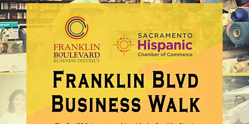 Franklin Blvd Business Walk