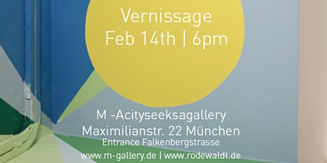 Vernissage : Tapestry by Felix Rodewaldt Tickets