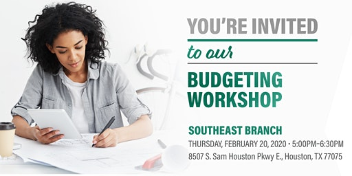 Budgeting Workshop-Southeast