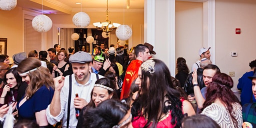 The Great Purim Party - Washington DC - 5780