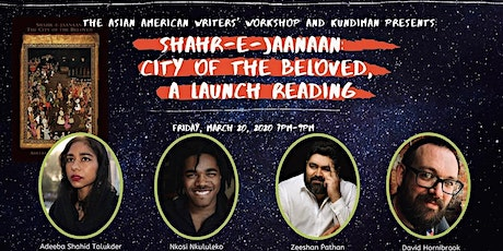 Shahr-e-jaanaan: The City of the Beloved, a Launch Reading tickets