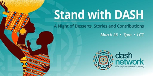 Stand With DASH Spring 2020: A Night of Desserts, Stories, & Contributions