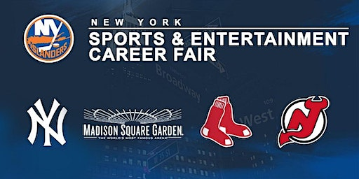New York Sports and Entertainment Career Fair (hosted by the NY Islanders)