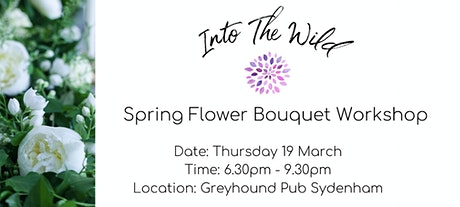 Spring Flower Workshop tickets