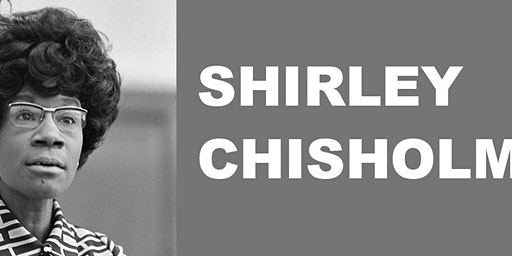 Famous Person Fundraiser: Breakfast with Shirley Chisholm