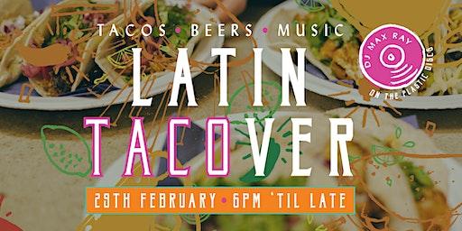Latin Tacover - February