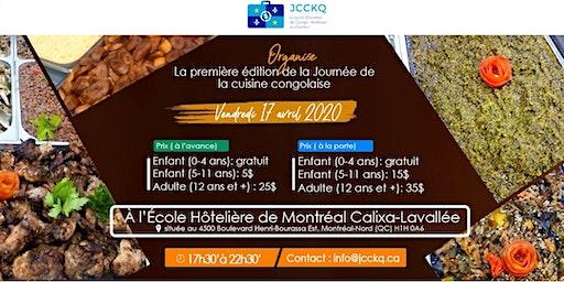 La Journée de la cuisine congolaise