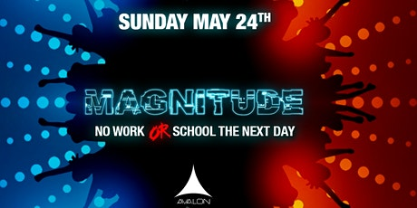 Magnitude @ Avalon Hollywood tickets