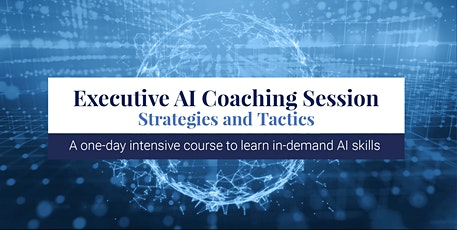 NYCai Presents: Executive AI Coaching Session - Strategies & Tactics tickets