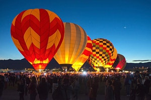 Up Up and Away Florida Hot Air Balloon Festival