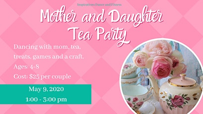 Mother and Daughter Tea Party tickets