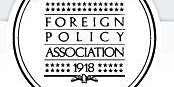 Foreign Policy Association, Topic Climate Change