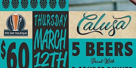 TBBW Meet & Greet with Calusa Brewing tickets