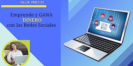 Emprende y gana con las Redes Sociales entradas