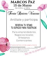 FERIA RAICES VASCAS