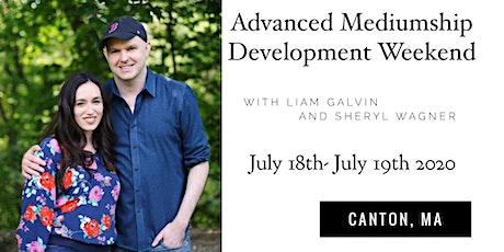 Advanced Mediumship Development Weekend tickets