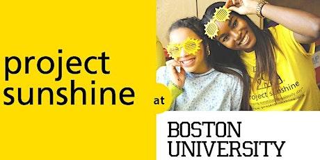 BU Project Sunshine Bowling Fundraiser tickets