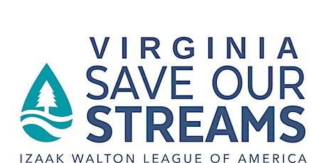 Virginia Save Our Streams Training - Richmond, VA tickets