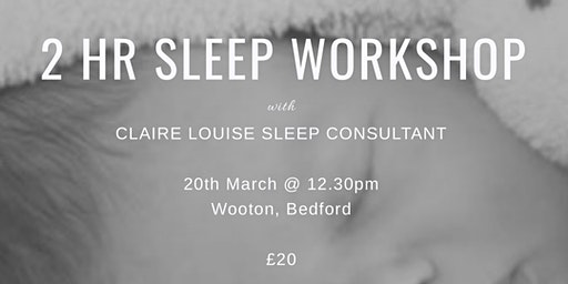 2 hour Sleep Workshop